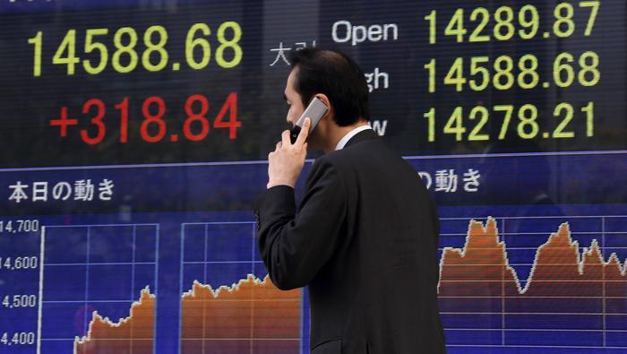 AUD/JPY, EUR/JPY, GBP/JPY :  Les devises majeures ont inversé leur tendance de l'été contre le yen
