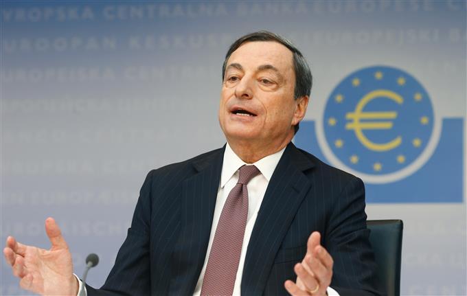 Mario Draghi BCE TLTRO