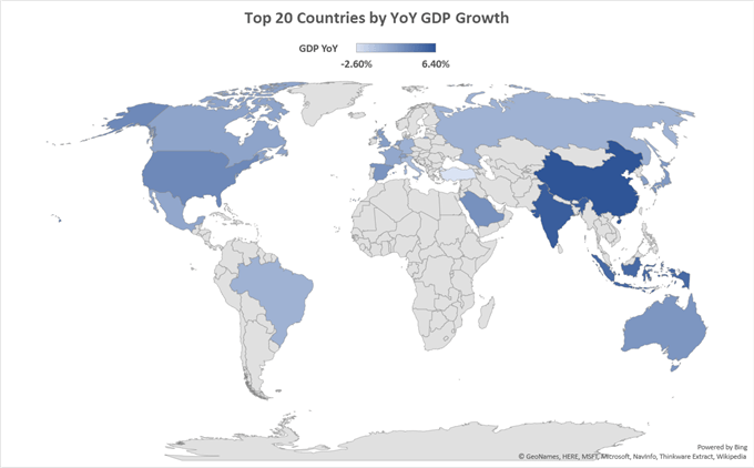 Global Growth Fears to Deepen as IMF, World Bank Lower GDP Forecasts