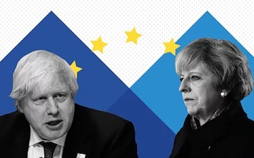 PM May Leadership in Crisis as Boris Johnson Quits; GBP Plunges
