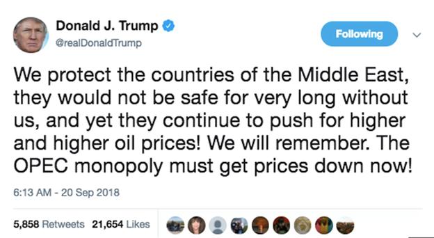 Rohölpreisprognose: Options-Tradern läuft bei Aussicht auf 100 Dollar pro Barrel das Wasser im Munde zusammen