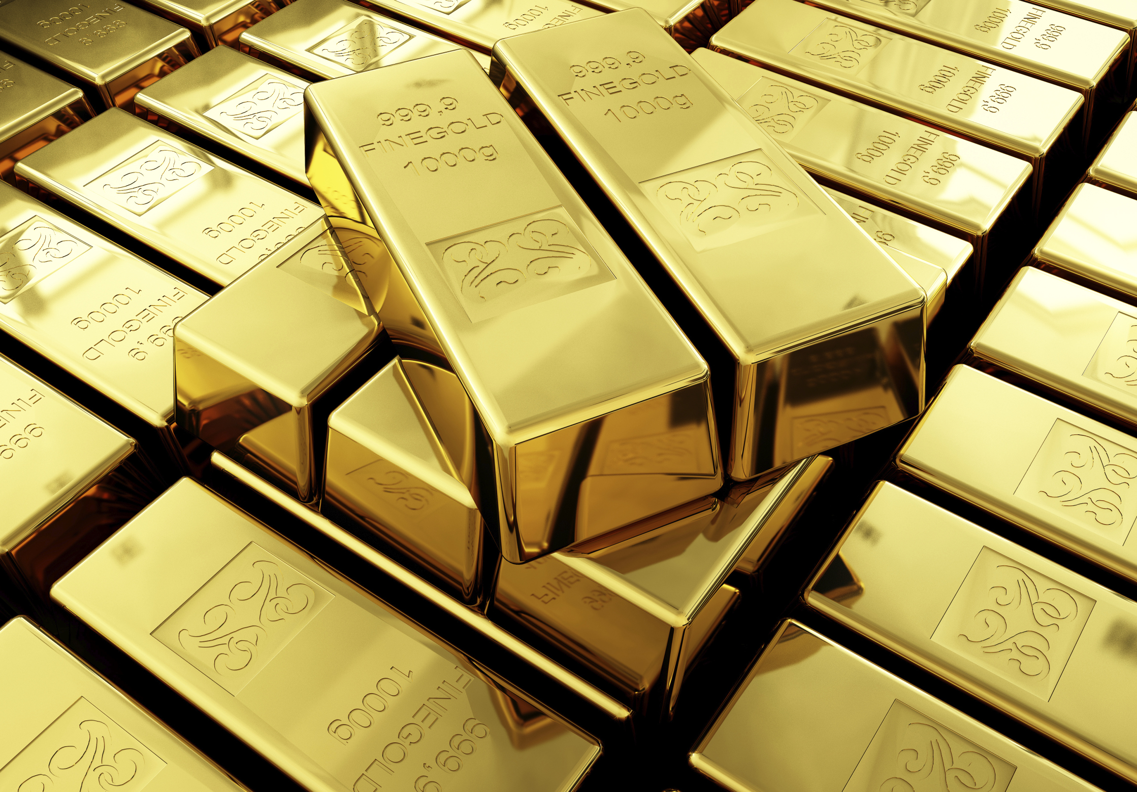 El precio del oro roza y pierde máximos mientras el precio del petróleo espera datos macro