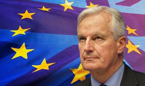 GBP Soars on Brexit Boost by EU's Barnier