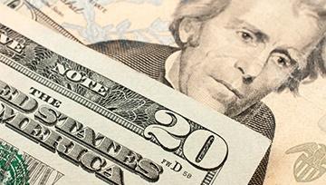 Le dollar s'apprête à clôturer la semaine en forte baisse, le cours de l'or et de l'euro de retour près des sommets d'août