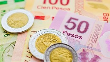 Al peso mexicano se le acaba el aliento de guerra