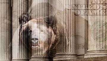 El S&P 500 colapsa y pierde de los 2900 puntos abatido por la guerra comercial de Trump