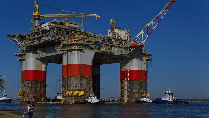 Ölpreis WTI/Brent: Steht ein Ausbruch bevor?