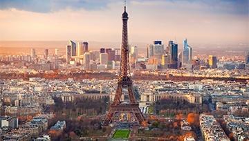 CAC 40 : L'indice parisien teste un support majeur de court terme à 5440 points