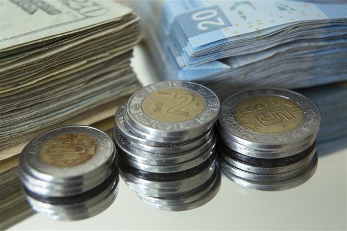 cotización peso mexicano dólar perspectivas