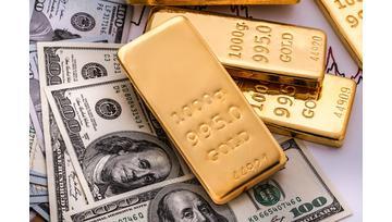 Debilidad del dólar y una mayor aversión al riesgo estimulan la escalada del precio del oro