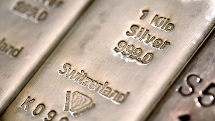 El precio de la plata cae a mínimos de dos meses a pesar de las promesas de la Fed