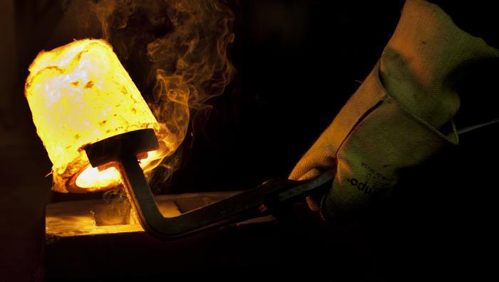 Gold ETF Momentum Investments als treibende Kraft