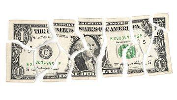 Dollar's Biggest Weekly Drop in 16 Months Breaks Year-Long Bull Trend