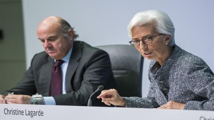 El BCE deja las cosas como están, el EUR/USD da un paso al frente y dos hacia atrás