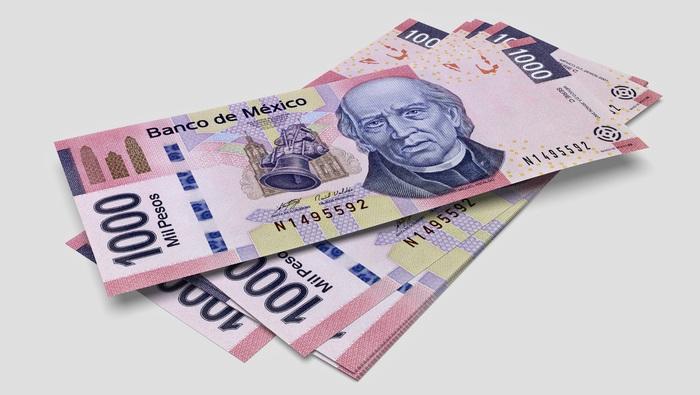 Peso mexicano no da tregua al euro, EUR/MXN se hunde y tantea un soporte de Fibonacci