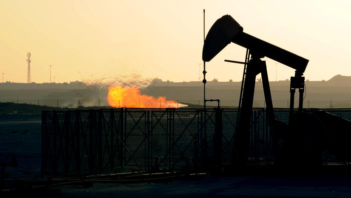 Crude Oil Price Outlook: Violent Swings Signaling a Sell-off Coming?