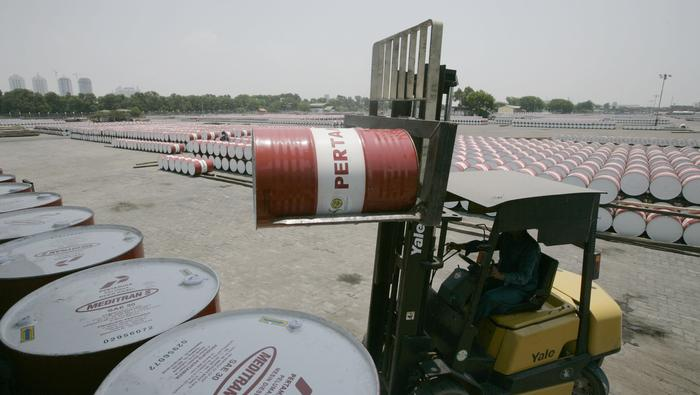 Crude Oil Price Under Pressure as Saudi Aramco Cuts Prices Into Asia