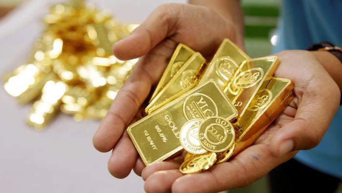 Goldpreis: US-Arbeitsmarktdaten könnten den Preis drücken