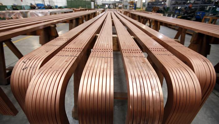 Copper Price: Rally Consolidates Back Into Supportive Trend