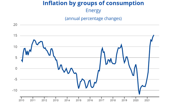 Eurozone CPI: Euro CPI Reflects 'Wall of Worry' over Energy Prices
