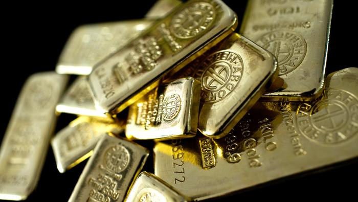 Gold Price (XAU/USD) Slumps as US Treasury Yields Hit a Fresh 14-Month High