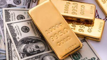 El precio del oro intensifica sus caídas ante la mayor fortaleza del dólar. ¿A dónde irá a parar?