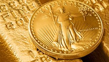 Precio del oro en riesgo mientras que nivel de soporte sucumbe de cara a la FED