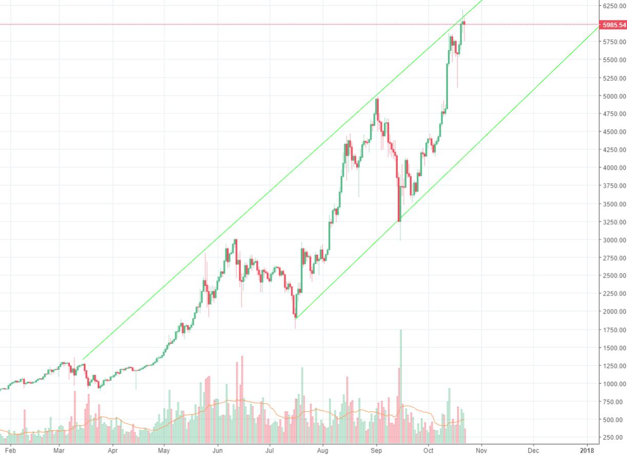 Bitcoin Anleger Vor Spaltungs Deja Vu