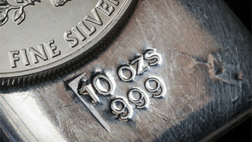Le cours de l'argent s'essouffle sous 16$, le cours du cuivre progresse vers 3$