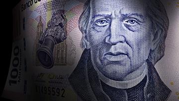 Dólar sigue invicto en la semana y oprime al peso mexicano por cuarta sesión consecutiva