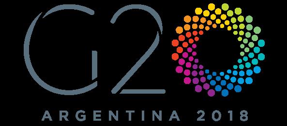 Logo du G20 d'Argentine