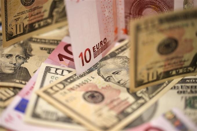 Euro dólar