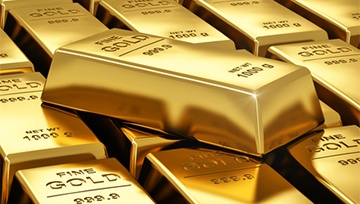 Gold Price Action at Long-term Resistance Points to Pullback