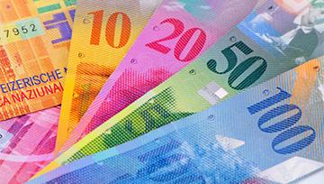 EUR/CHF y USD/CHF impulsados por el Banco Nacional Suizo. ¿Qué viene ahora?
