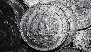El peso mexicano se beneficia bajo disminución de aversión al riesgo