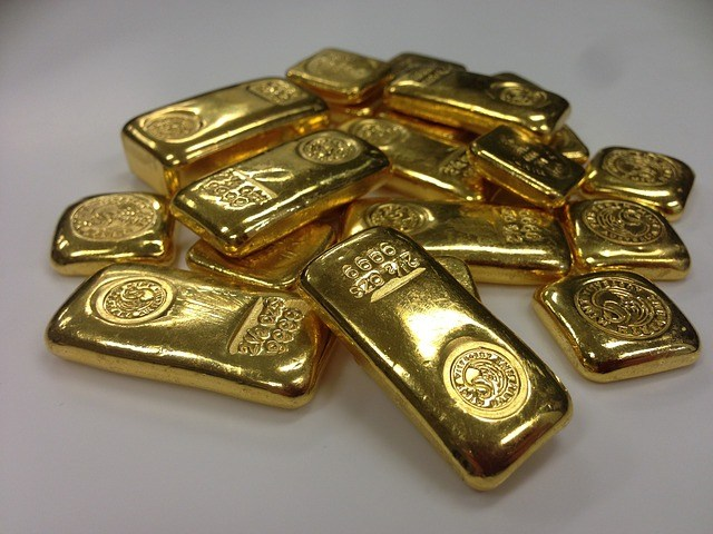 Gold is a popular commodity to trade