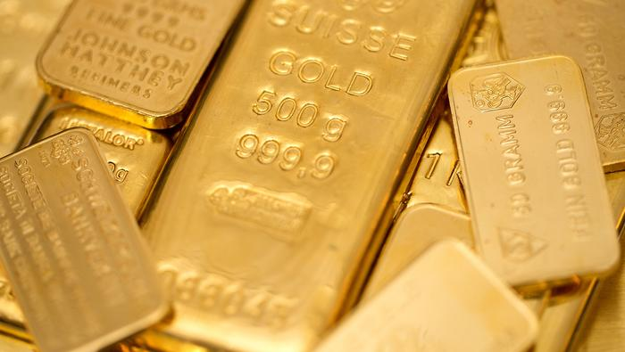 Gold Prices Ease Back Despite China Stock Plunge On Virus Worries