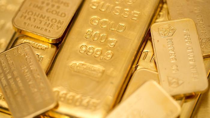 Precio del oro recobra el aliento y quiere recuperar los 1500 $ antes de la Fed. ¿Lo hará?
