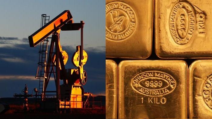 Goldpreis, Ölpreis: Große Woche steht bevor FOMC, US Q4 BIP im Fokus