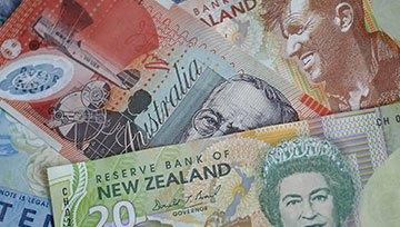 Neuseeland Dollar verliert gegen Australischen Dollar