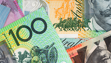 Aussie Dollar Ticks Up On China PMI But Focus Stays on RBA, GDP
