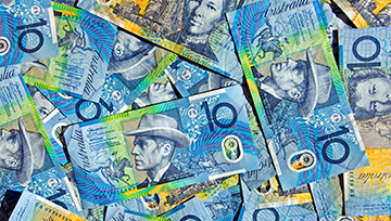 Australian Dollar Stays Firm After China Mfg PMI Beat