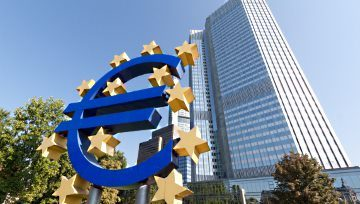 Euro Sees Muted Response to Slowing Euro-Area Growth; Eyes on Inflation