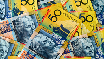 Australian Dollar Ticks Up As RBA Holds Rates, Sticks To Script