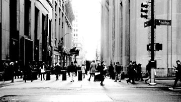 Wall Street : Vers une poursuite du repli ?