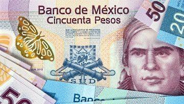 Especulaciones sobre el TLCAN estimulan al peso mexicano; USD/MXN se hunde hasta una zona soporte