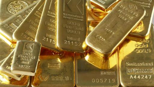El precio del oro detiene las alzas mientras las tensiones disminuyen
