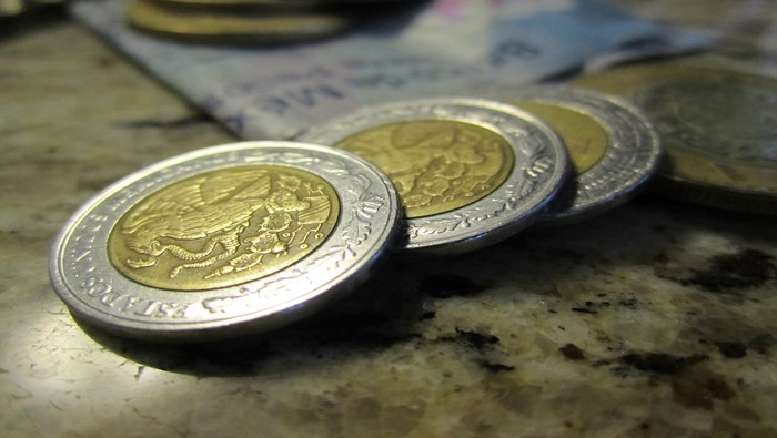 Idea de trading: Largo EUR/MXN en región de confluencia de soportes