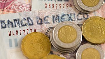 Peso Mexicano resiente demanda del USD como activo de seguridad