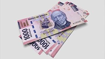 El peso mexicano se aprecia frente el dólar tras acuerdo bilateral sobre el TLCAN